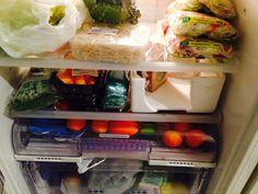 Il mio frigorifero!!!splendido