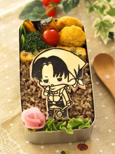 A Cute Collection Of Anime Inspired Bento Boxes Description From Cutedaily I Searched For This On Bing Images
