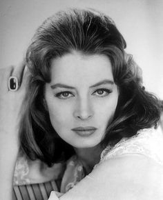 CAPUCINE (6 January 1928 – 17 March 1990) was a French fashion model and actress known for her comedic roles in The Pink Panther (1963) and What's New Pussycat? (1965). She appeared in 36 films and 17 television productions between 1948 and 1990.
