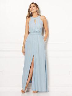 162a959f710 Antonia Halter Maxi Dress - Eva Mendes Collection