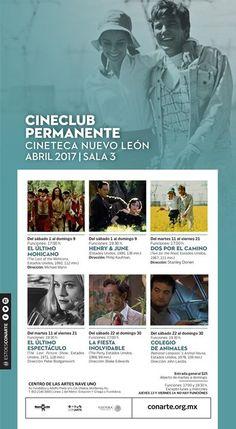 Arranca tu fin de semana en -#CinetecaNL con los clásicos que hemos preparado para ti!  #EstoEsCONARTE
