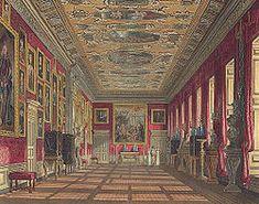 Palacio de Kensington es una residencia real, localizada en los jardines del mismo nombre, en la ciudad de Londres, Inglaterra.