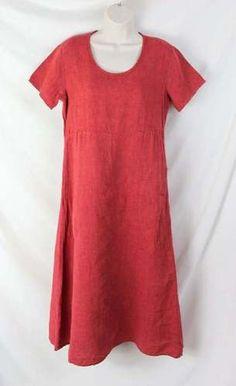 Great Flax Dress