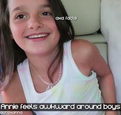 I think most of us feel weird around boys