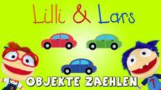 Zahlen lernen für Kleinkinder deutsch - Lilli und Lars lernen zählen!