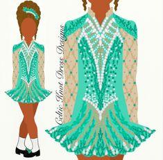 Irish Dance, Dance Dresses, Dance Costumes, Lily Pulitzer, Dancing, Disney Princess, Fashion, Moda, Dance