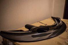 GT4 frontspoiler #MKRennsporttechnik