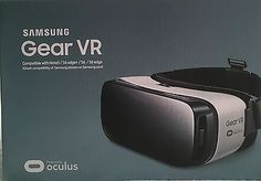 NEW Samsung Gear VR Oculus Virtual Reality Goggles For Galaxy Note5 S6 Edge+