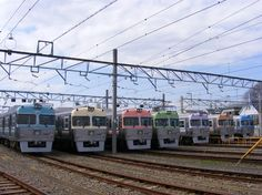 Keio Inokashira Line 3000 series