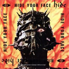 H.R. GIGER'S 20 BEST RECORD SLEEVES  hide your face_hide   ~ photo by CANNO http://cannosan.wix.com/canno#!about/c240r