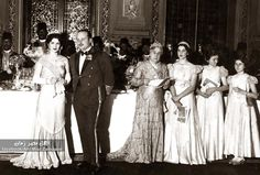 King Farouk of Egypt -الملك فاروق -1944. Very nice picture.