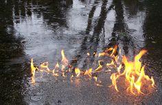 Set fire to the rain?