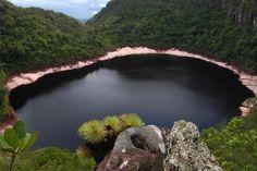 Lago Leopoldo, Edo. Amazonas Venezuela