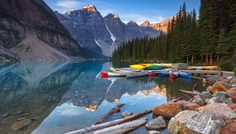 Landscape, nature and wildlife photographer Sergio Lanza gives tips on how to take beautiful landscape photos using the Canadian Rockies as an example.