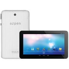 "Azpen A729 7"" 8Gb Dual Core Tablet With Android 4.2 Jb #Azpen"