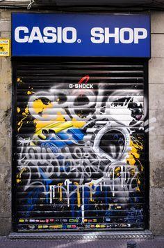 Casio Graffiti