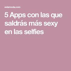 5 Apps con las que saldrás más sexy en las selfies Disney Word, Aesthetic Colors, Photography 101, Beauty Routines, Sexy, Fun Facts, Vsco, How To Make, Instagram