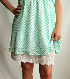 Grace and Lace - Lace Dress Extenders, $39.00 (http://www.graceandlace.com/clothing/lace-dress-extender/)