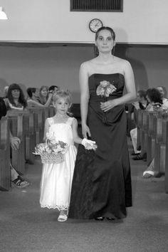 Bridesmaid & Flower Girl
