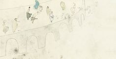 Llega y sale corriendo de repente. Es capaz de cambiar la hora, transportar el olor del pan, hacer que las nubes se muevan y jueguen con el sol... puede parecer un héroe prodigioso, hablamos del viento. Jesús Cisneros capta su espíritu en 'Il respiro del vento' (Kite Edizioni) ·The wind stars at this book illustrated by Jesus Cisneros. The wind as a metaphor for life.