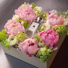 JF Floral Couture: Discover the Perfect Valentine's Gift with Jo Malone London: The One & Only – An Air of Luxury
