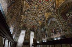 Piccolomini Library - Siena, Italy