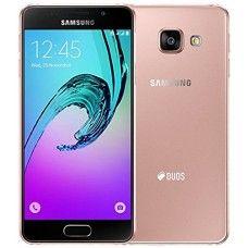 Samsung Galaxy A7 (2016) Dual SIM A710F/DS 16GB 4G Pink Gold (Unlocked, Int
