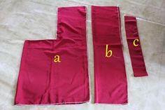 SWEET AND SIMPLE: skirt kipas belakang