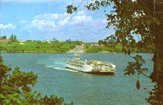 Likoni Ferry Mombasa 1970s