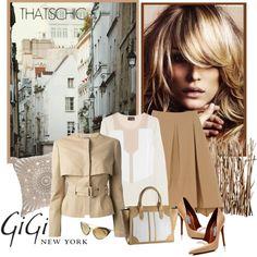 """Gigi New York Chic"" by carola-corana on Polyvore"