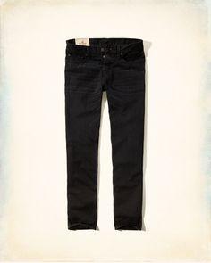 Slim/straight dark washed 30x30