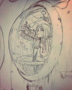 Ideas design sketch pencil artists for 2019 Cool Drawings, Drawing Sketches, Manga Art, Anime Art, Anime Sketch, Art Reference Poses, Character Drawing, Cute Art, Art Inspo