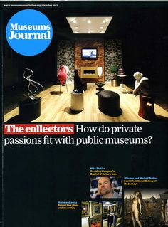 Museums journal v. 113, nº 10 (2013)