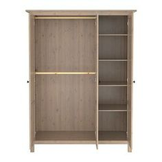 Good HEMNES Wardrobe with doors gray brown IKEA in my room to