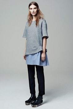 Thakoon Addition Pre-Fall 2014 Fashion Show Collection