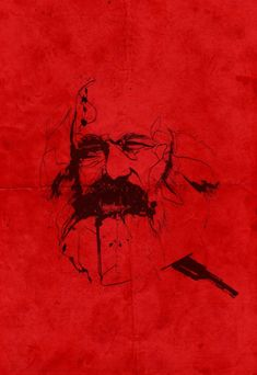 Karl Marx, Propaganda Art, Communism, Illustration Art, Fan Art, History, Drawings, Posters, Culture