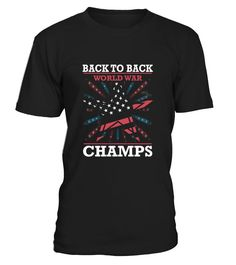 Back to Back World War Champs USA 4th of July..