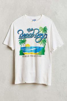 Vintage Beach Boys Tee..obsessed