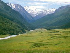 El paisaje que quiero ver por las mañanas. Nueva Zelanda.