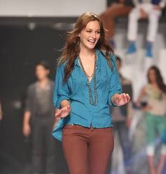 Leighton Meester Works the Runway at 2012 Philippine Fashion Week (PHOTOS)