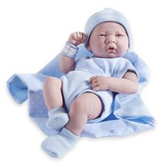 JC Toys Berenguer Boutique La Newborn Life-Like Real Boy Doll 9 Piece Gift Set, Blue * You can get more details by clicking on the image. Boy Baby Doll, Newborn Baby Dolls, Reborn Babypuppen, Reborn Babies, Blue Christmas, Wiedergeborene Babys, Life Like Babies, Newborn Nursery, Silicone Baby Dolls