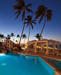 At @Four Seasons Resort Maui, nightfall makes quite the entrance.