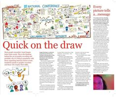 Creativity and visualisation for business