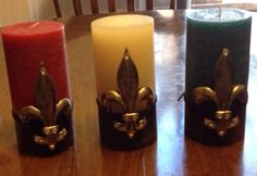 The Perfect Candles. From Hobby Lobby!