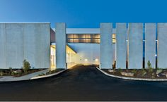 Facebook Data Center  Prineville, OR  Architects: Sheehan Partners