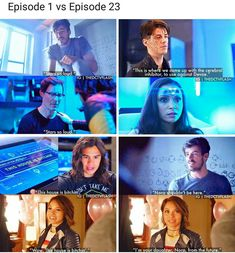 Barry knew about Nora when he came out of the SpeedForce! This completes my life! Supergirl Dc, Supergirl And Flash, Justice League Show, Arrow Memes, Flash Characters, Flash Tv Series, Flash Funny, Leonard Snart, Flash Wallpaper