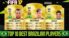 FIFA 17 | TOP 10 BEST BRAZILIAN PLAYERS RATINGS PREDICTION | FT. NEYMAR, HULK, DANI ALVES...etc - http://tickets.fifanz2015.com/fifa-17-top-10-best-brazilian-players-ratings-prediction-ft-neymar-hulk-dani-alves-etc/ #FIFA17