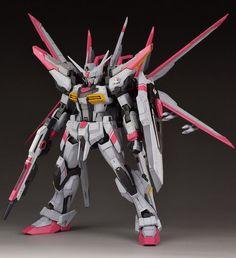 GUNDAM GUY: 1/100 ORB-02 Akatsuki - Customized Build