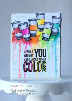 Color My World -