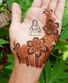 Circle Mehndi Designs, Rose Mehndi Designs, Latest Henna Designs, Back Hand Mehndi Designs, Henna Art Designs, Mehndi Designs For Girls, Mehndi Designs For Beginners, Modern Mehndi Designs, Dulhan Mehndi Designs